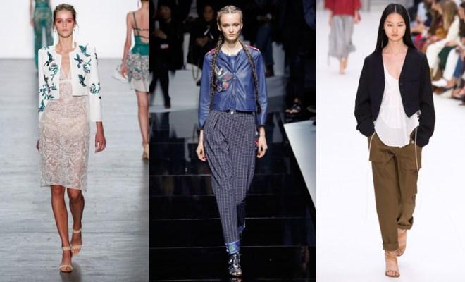 Sacouri dama la moda primavara-vara 2017