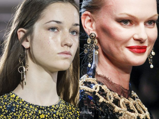 Bijuterii la moda 2018