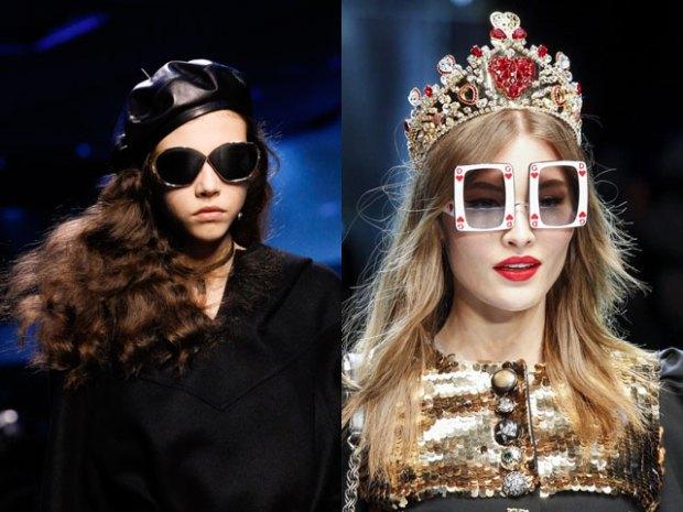 Accesorii la moda toamna iarna 2017 2018: ochelari