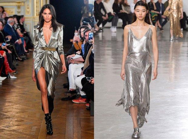 Modele de culoare argintie