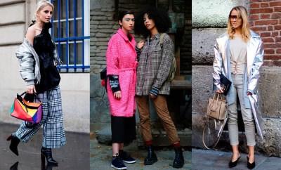 Moda strazii toamna 2017 iarna 2018
