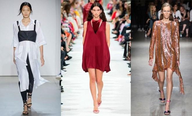 Rochii la moda primavara-vara 2018