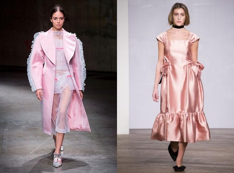 Culori stilate primavara vara 2018