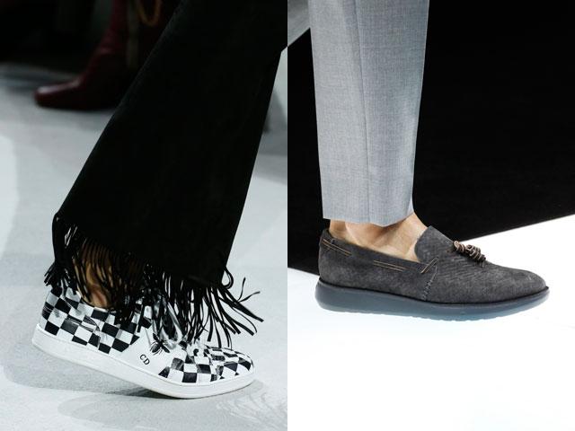 Pantofi cu talpa joasa primavara vara 2018