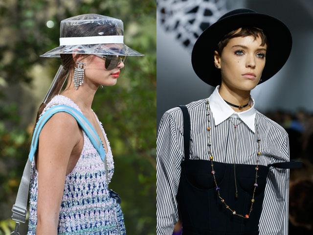 Palarii la moda 2018