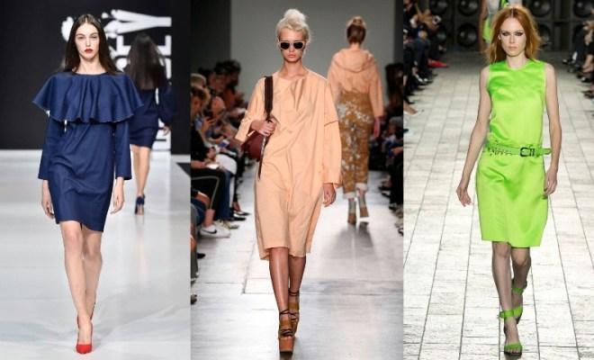 Rochii office la moda primavara-vara 2018