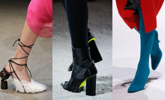 Incaltaminte la moda toamna-iarna 2018-2019