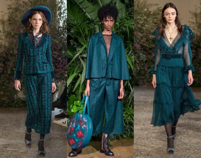Ce culori sunt la moda in 2019