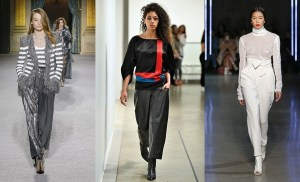 Pantaloni dama toamna-iarna 2018-2019