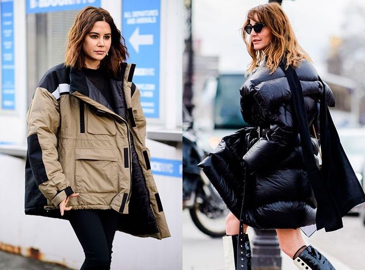 Geci moda strazii toamna 2018 iarna 2019