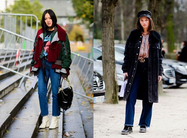 Blugi dama la moda toamna 2018 iarna 2019