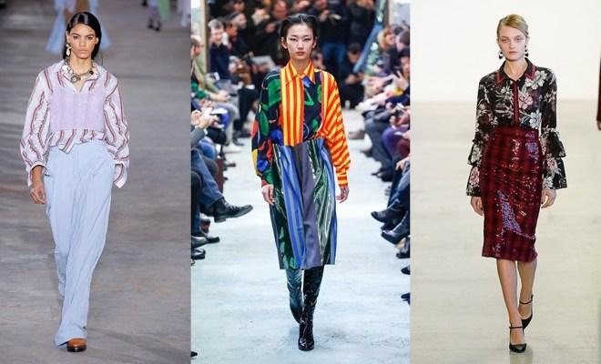 Bluze la moda toamna-iarna 2018-2019