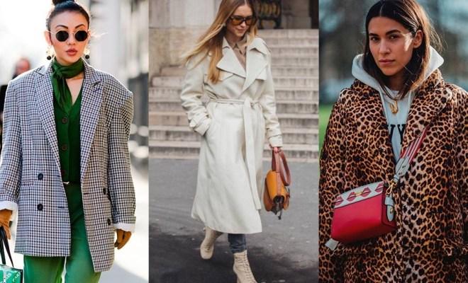 Tendinte moda strazii toamna-iarna 2018-2019