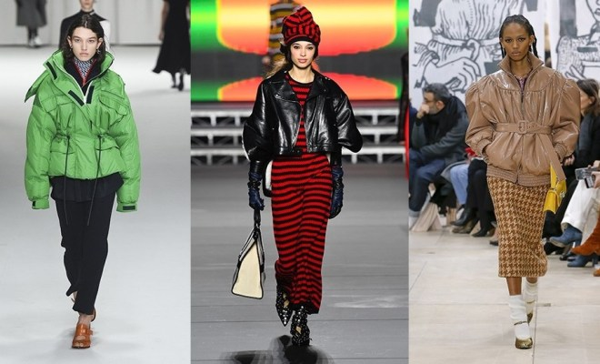 Geci la moda toamna-iarna 2018-2019