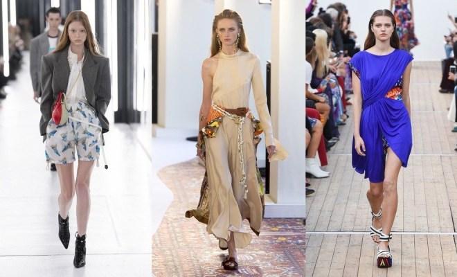 Saptamana modei de la Paris primavara-vara 2019