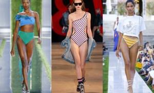 Costume de baie la moda vara 2019