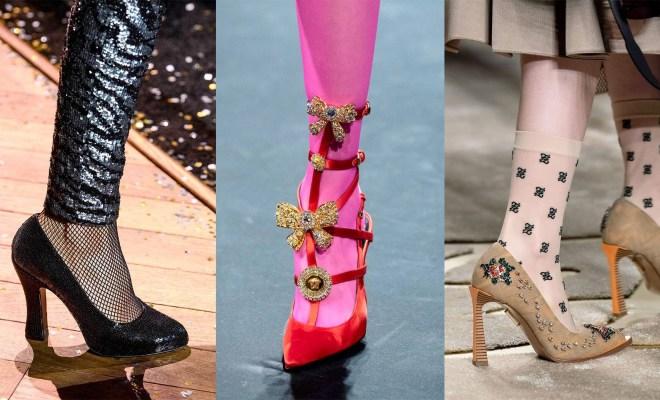 Pantofi la moda toamna-iarna 2019-2020