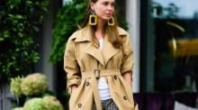 Trenciuri dama la moda pentru toamna 2019