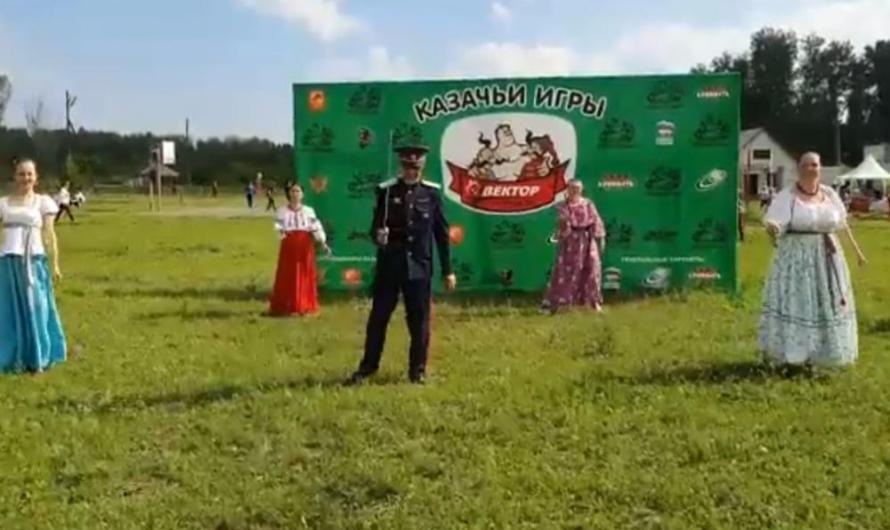 Казаки со всей России приехали на Алтай