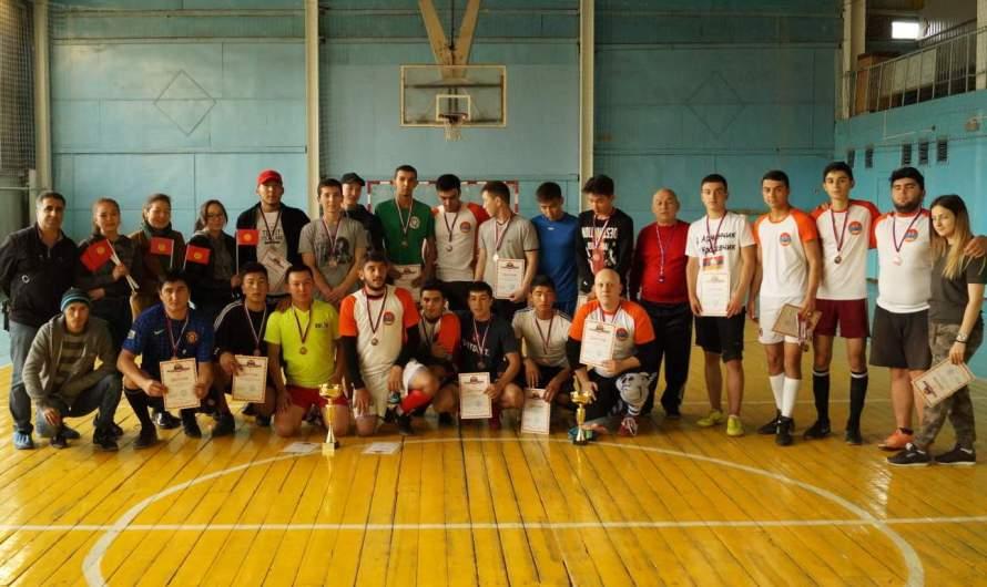 В Барнауле стартует межнациональный турнир «Мяч дружбы»
