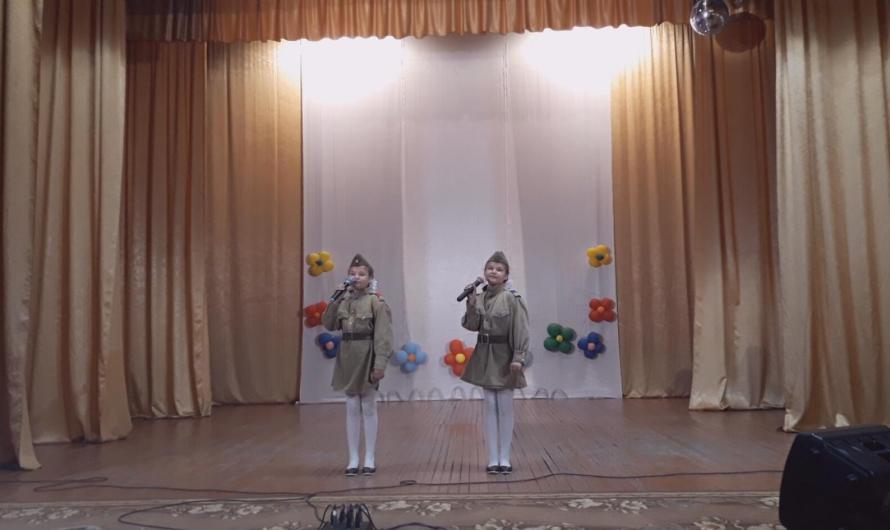 60 человек приняли участие в кумандинском фестивале детского творчества «Чаш канат»