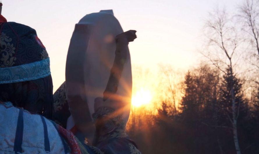 Кумандинцы на фестивале «День России на Бирюзовой Катуни»