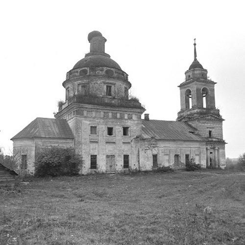 Церковь Андрея Стратилата в Белой Колпи