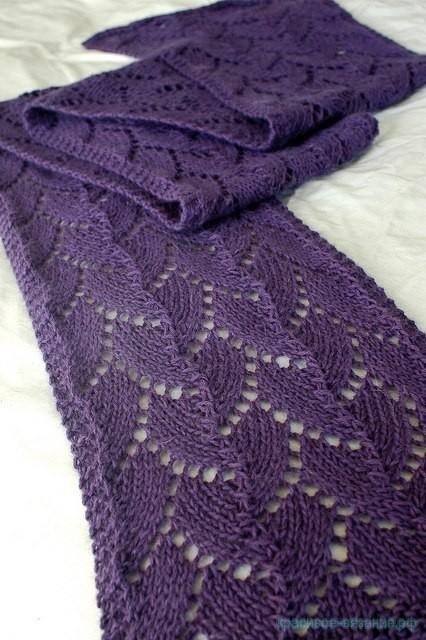 шарф спиуами