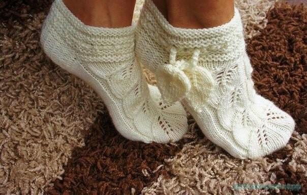 Чудесные носочки