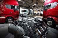 Ремонт грузовых автомобилей Харьков
