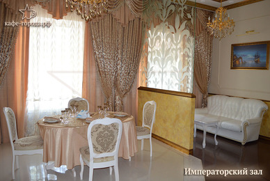 кафе Демидов дворик, Нижний Тагил