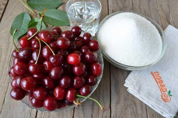Варенье из вишни — рецепты с косточками и без