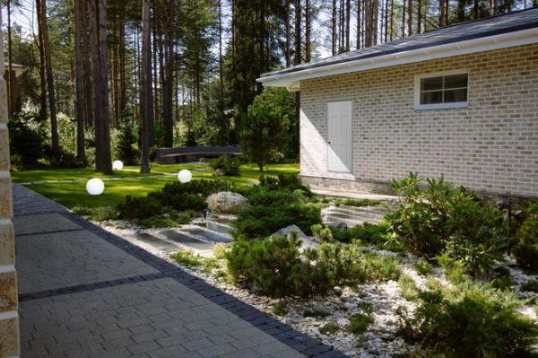 Умный сад на 14 сотках под Петербургом