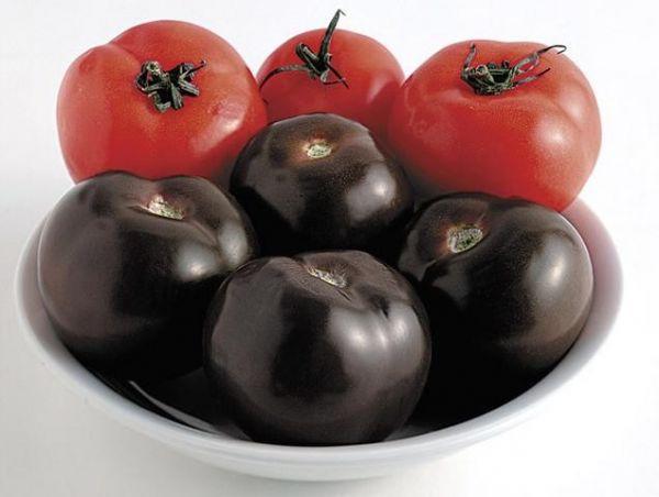 Кумато — черные томаты
