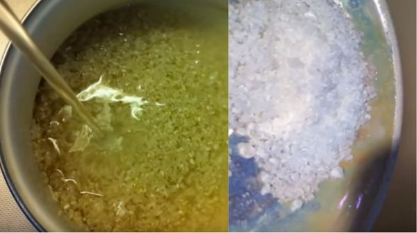 Сладкий рисовый пирог «Балиш» - настоящий шедевр татарской кулинарии