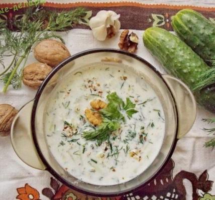 Холодный суп — Таратор 4