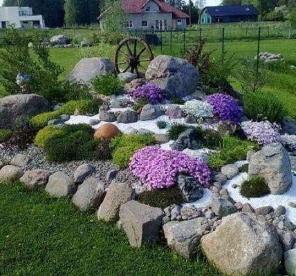 Как создать сад камней и цветов всего за неделю - 14 суперидей, от которых все придут в восторг 4