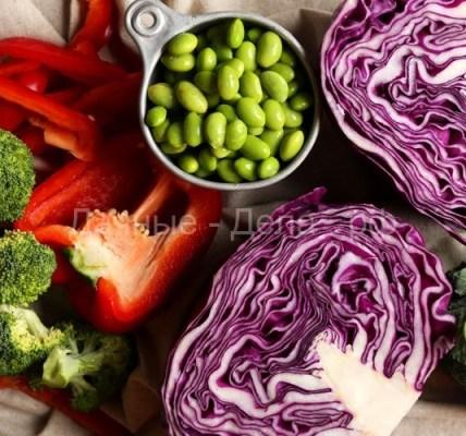 Салаты из капусты — простые рецепты вкусных салатов 3