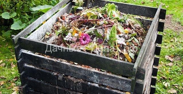 Какие отходы нельзя добавлять в компост?