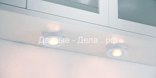 Особенности встраиваемых светильников 14