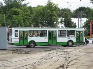 ЛиАЗ Автобусы Каталог файлов Бумажные модели от