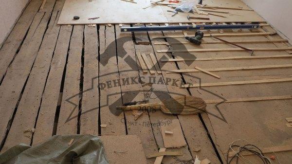 Ремонт деревянных полов в Санкт-Петербурге - Циклевка ...