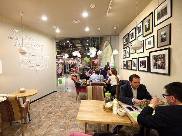 столы для кафе в ЦДМ