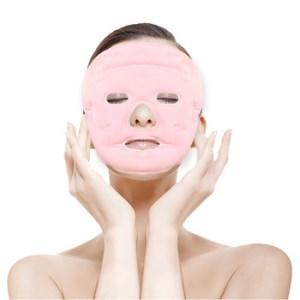 Турмалиновая маска для лица с магнитами