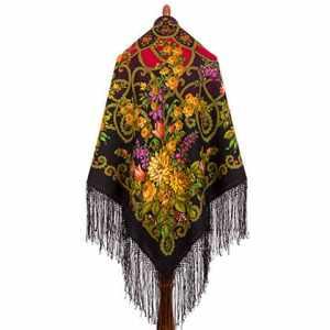 Павлопосадские платки купить