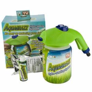 Жидкий газон AquaGrazz купить