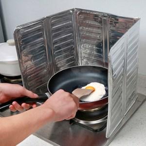 Щит заслонка для плиты от брызг