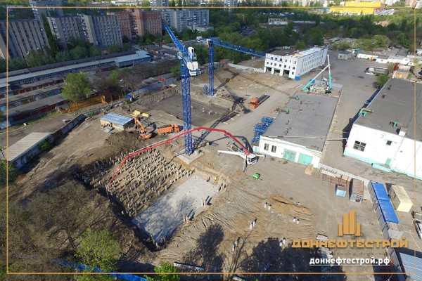 Ход строительства ЖК Звезда Столицы