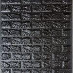 черные стеновые панели