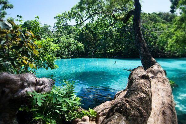 Ямайка голубая лагуна